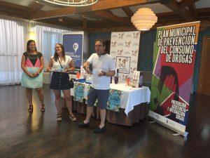 ganadora tablet premios 3º ruta de cócteles sin alcohol - medina del campo
