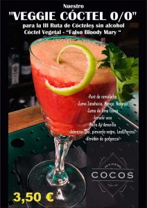 Cocos - Falso Bloody Mary