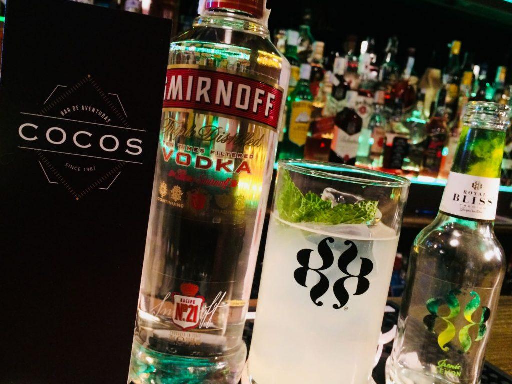 Cocos - Moscovita
