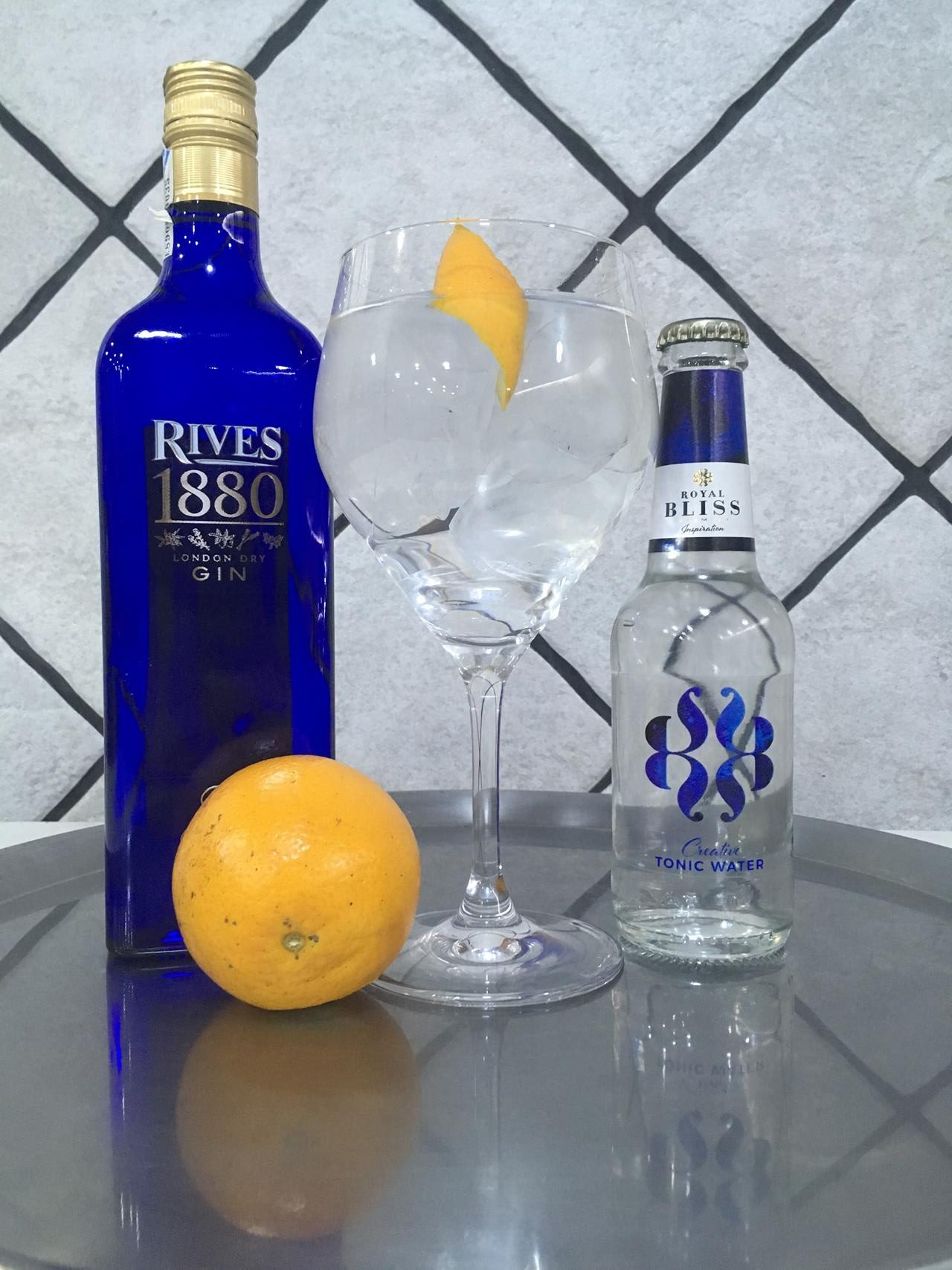 Geli - Spanish Gin Tonic