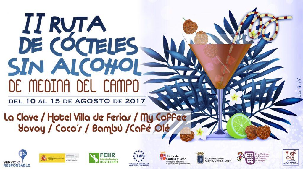 2º Ruta del Cóctel 0'0 de Medina del Campo