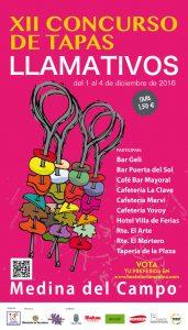 Llamativos 2016 - Concurso de Tapas de Medina del Campo