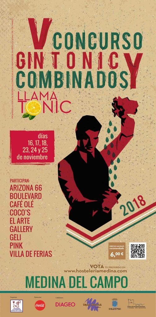 llamatonic_2018_V-concurso-gin-tonic-medina-del-campo