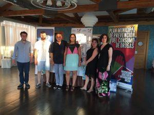 entrega premios 3º ruta de cócteles sin alcohol - medina del campo