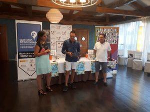 premio popular - 3º ruta de cócteles sin alcohol - medina del campo - cocos