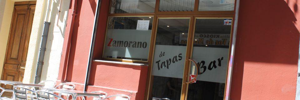 Bar Zamorano